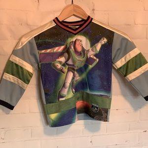 Buzz Lightyear Hockey Jersey